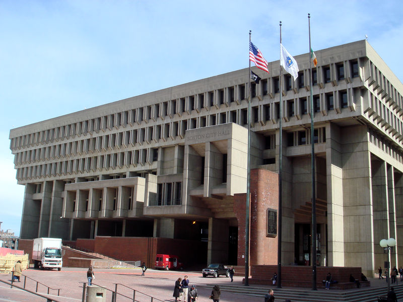 Boston Moving Permits for most addresses are available at City Hall.