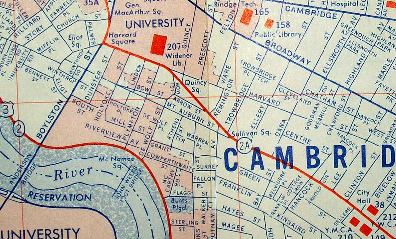 Cambridge Moving Permits