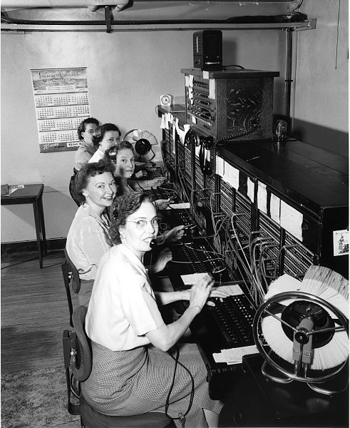 "Telephone operators were sometimes called ""Hello Girls"" because ""Hello"" was Thomas Edison's preferred greeting on the medium."