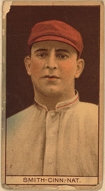 Pitcher Frank Smith was a mover during the off-season