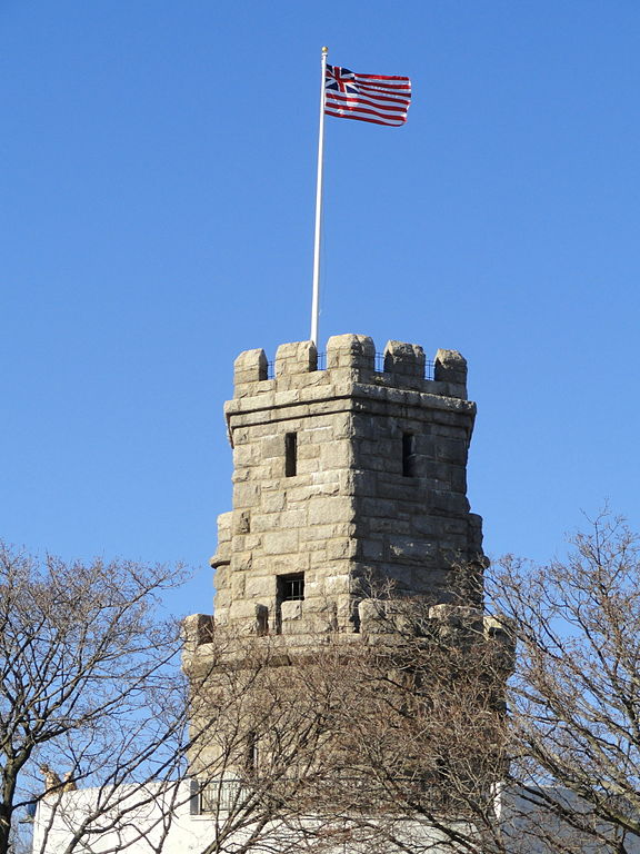 Somerville Movers - Prospect Hill, home of the first American Flag