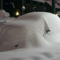 Parking in a snow emergency can be difficult in Boston