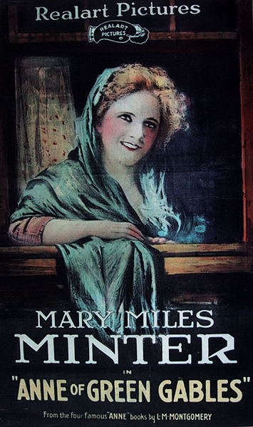 Dedham Movers - The 1919 Film Anne of Green Gables was filmed in Dedham, MA