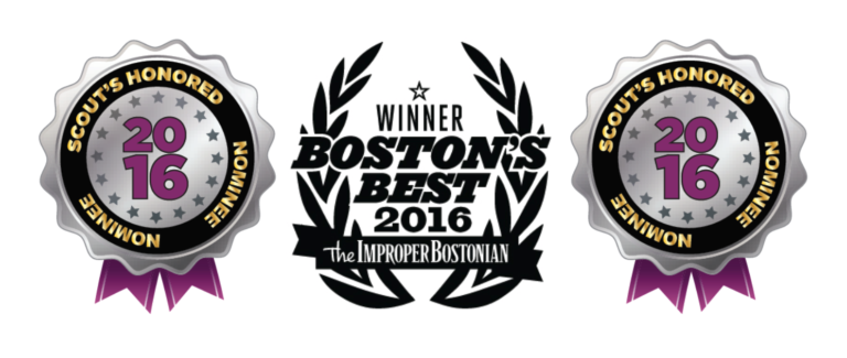 Best Movers - Safe Responsible Movers was named Boston's best movers by the Improper Bostonian
