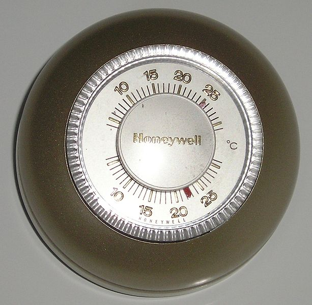 Moving in cold weather? Turn the thermostat down!