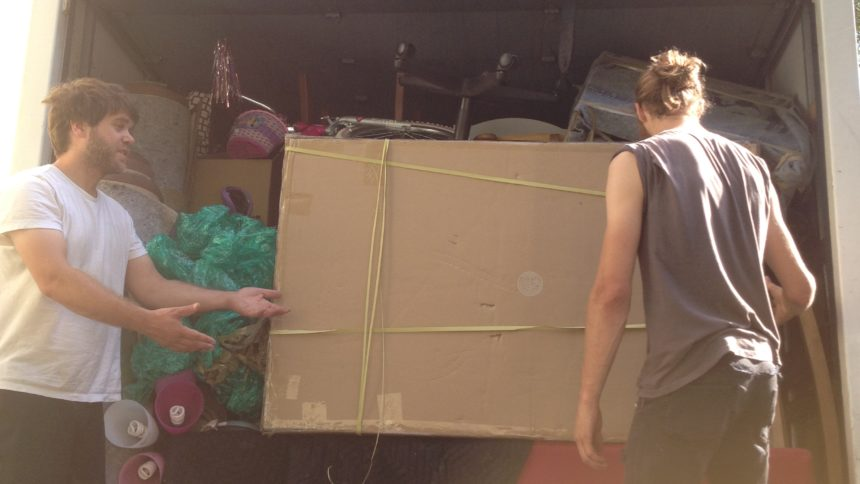 Boston Movers - How to Pack a Moving Truck