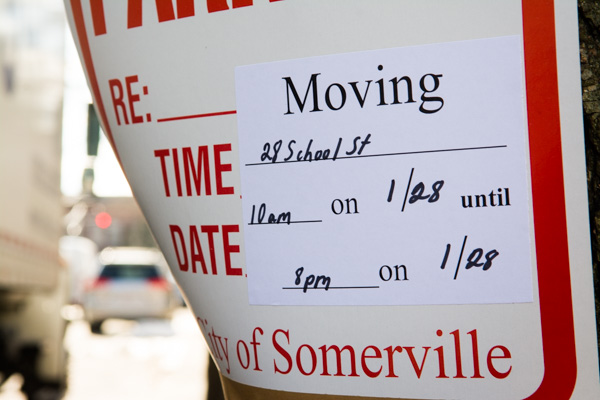 Somerville Moving Permits - Somerville Residential Moving Company