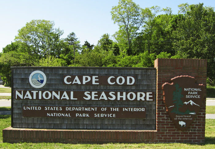 Cape Cod National Seashore Entrance - Cape Cod Residential Moving Company